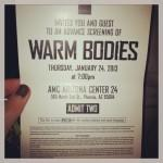Review: Warm Bodies