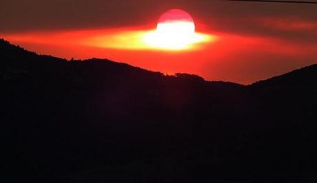 Wordless Wednesdays: Mars Sunset