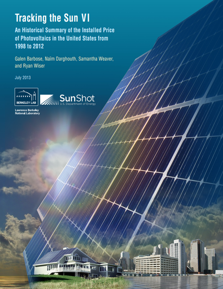 Solar PV Prices in the U.S. Continue to Fall Rapidly