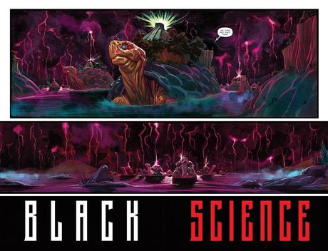 PREVIEW: November's BLACK SCIENCE from Rick Remender and Image Comics
