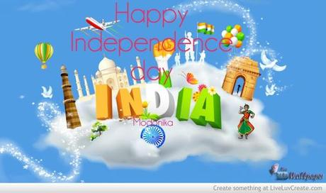 Happy Independence Day India!!