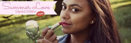 Summer Love: Lipstick Edition