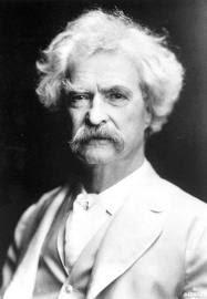 Mark Twain predicted Internet