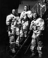 Apollo 8 crew members