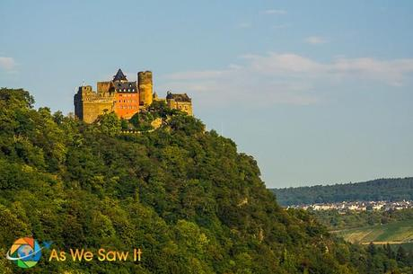 RhineCastles 4551 M Cruising The Middle Rhine Valley