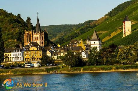 RhineCastles 4518 M Cruising The Middle Rhine Valley