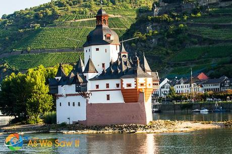RhineCastles 4537 M Cruising The Middle Rhine Valley