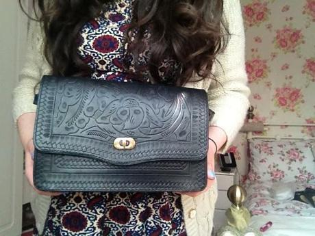 Pretty Paisley: Day to Night Outfit