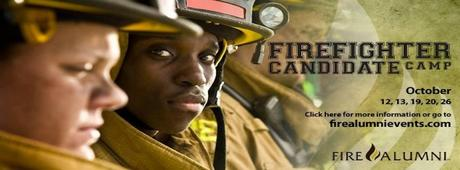 FIREFIGHTER CANDIDATE Camp – October 2013