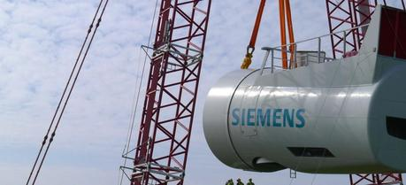 The Pantex Renewable Energy Project will feature Siemens hardware. (Credit: Siemens)