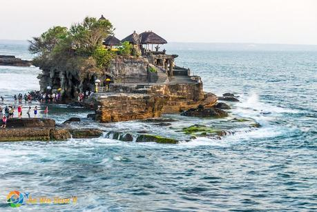 Tanah Lot 5427 L Todays Travel Photo: Pura Tanah Lot, Bali, Indonesia