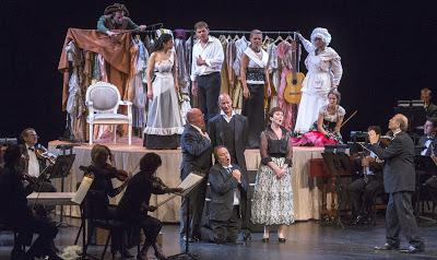 Opera Review: Off the Rack