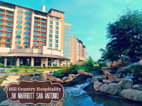 Experience Hill Country Hospitality at the JW Marriott San Antonio (#ReoRoadTrip - Part 3)