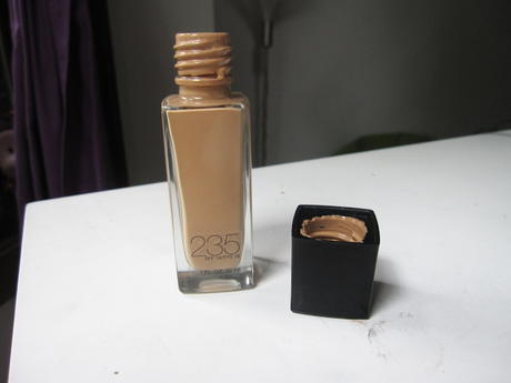 Maybelline Fit Me Foundation in #235   Review