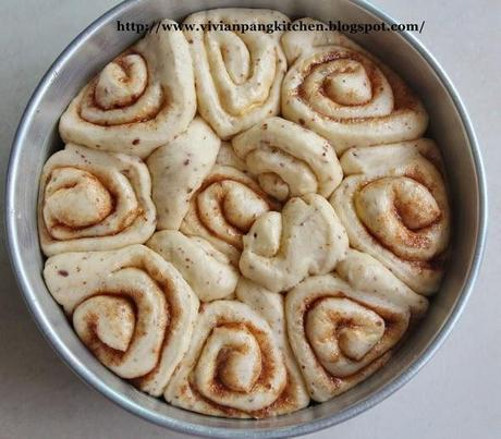 Classic Cinnamon Roll/Sponge Dough Method