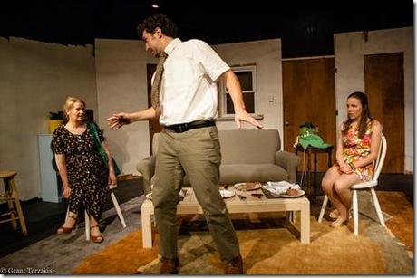 Review: The Nerd (Black Fox Theatre)