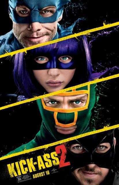 Kick-Ass 2 (2013) Review