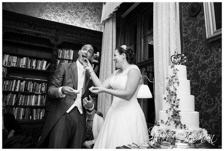 Wiston House Wedding Photographer 049