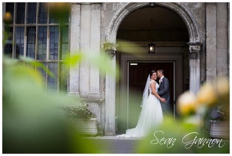 Wiston House Wedding Photographer 029