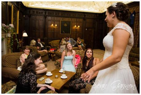 Wiston House Wedding Photographer 042