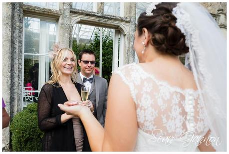 Wiston House Wedding Photographer 022