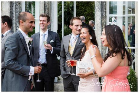 Wiston House Wedding Photographer 023