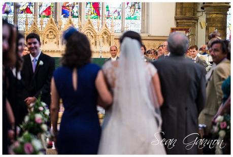 Wiston House Wedding Photographer 014