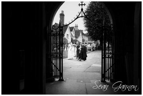Wiston House Wedding Photographer 011