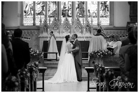 Wiston House Wedding Photographer 016
