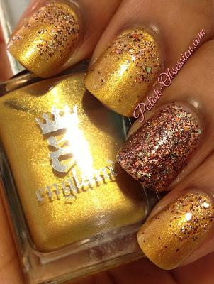 Fall Color Trend - Antique Gold