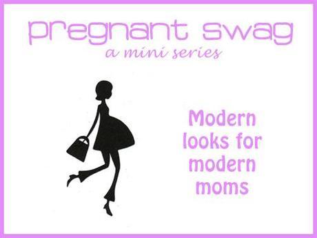 Pregnant Swag: The Tatas {Week 4}