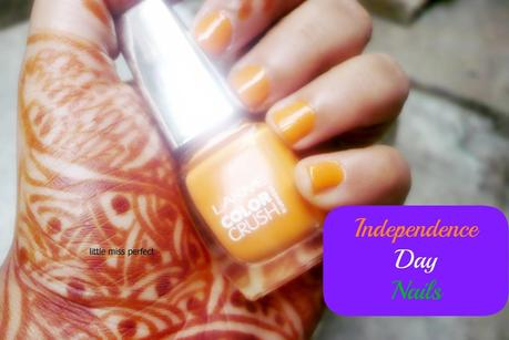 Independence day nails | NOTD | Photos