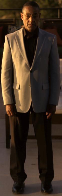 Giancarlo Esposito as Gus Fring on Breaking Bad, Episode 4.10,