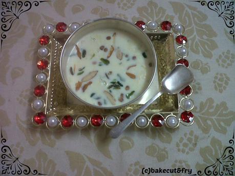 Rice Kheer - Chawal ki Kheer