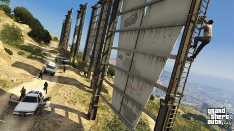 S&S; News: GTA Online launches October 1, 16-players confirmed, trailer here