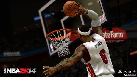S&S; News:  NBA 2K14: defensive improvements, dynamic rosters and more detailed