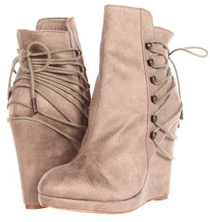 Shoe of the Day | Type Z Eddie Wedge Boots