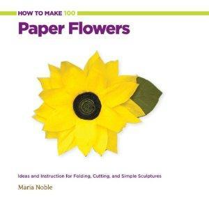 Tutorial whimsical paper flowers poppy How to make DIY