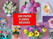 Make Paper Flowers Dictionary Crafters