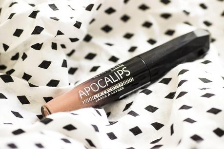 RIMMEL APOCALIPS LIP LACQUER: NUDE ECLIPSE