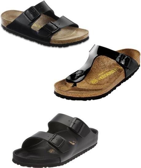 Birkenstocks - Fashion Girl choices