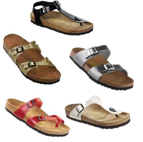 Birkenstocks - stylish options