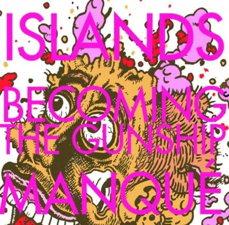 Islands Becoming The Gunship 608x600 ISLANDS RELEASE BEAUTIFUL, DREAMY NEW SINGLE [STREAM]