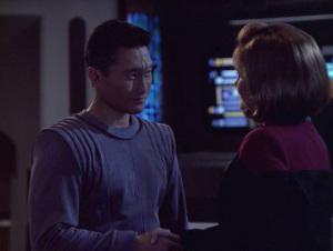 Star Trek Voyager Blink Eye