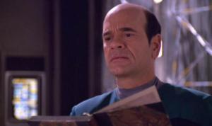 Star Trek Voyager Latent Image