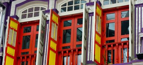 Colorful windows and shutters. (Credit: Flickr @ Allen Brewer http://www.flickr.com/photos/navycrackerjack74/)