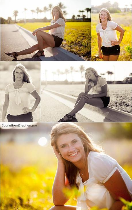 Jacksonville Senior Photographer