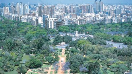 Palermo A4 Green Buenos Aires