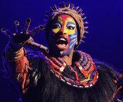 #Win two tickets to see the Lion King on 8th September