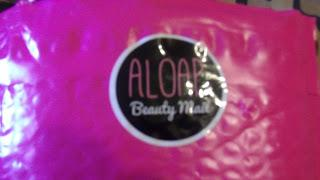 Aloap beauty mail  for August